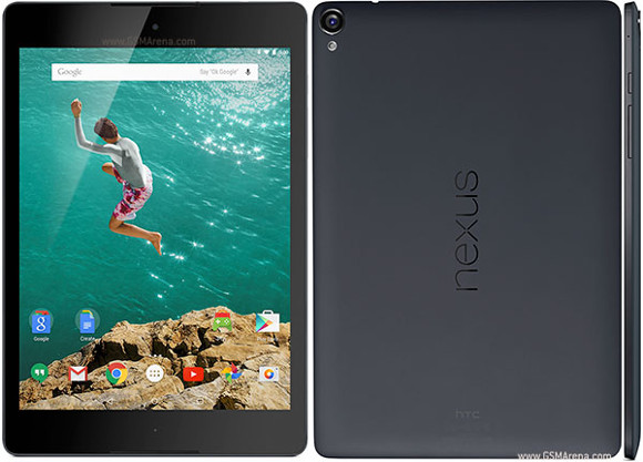 Amazon UK Nexus 9