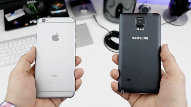 ,ยอดจอง, iPhone 6/ 6 Plus, ในเกาหลี, Note 4