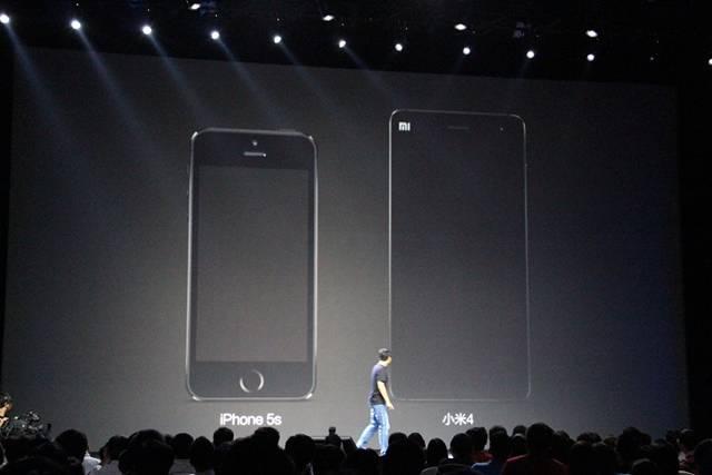 Xiaomi ,จอนนี่ ไอฟ์ ,ขโมยดีไซน์, iPhone,
