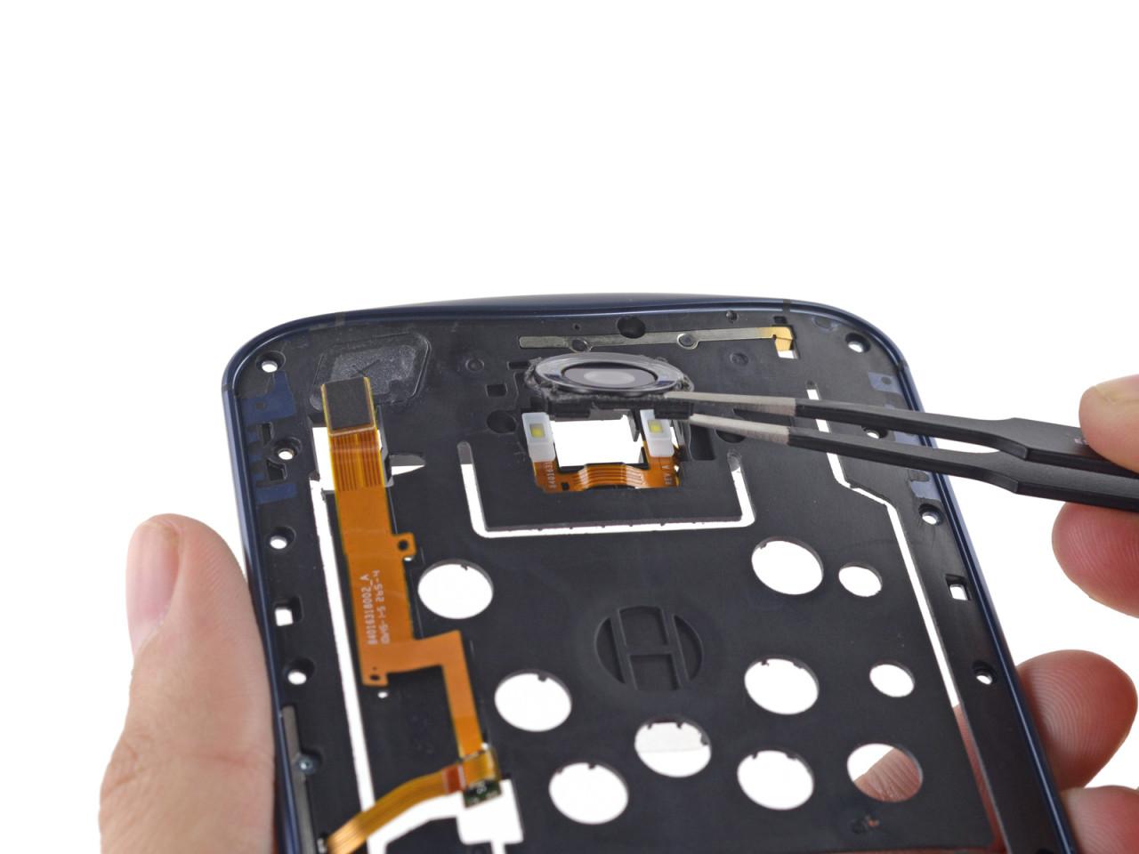 iFixit ,ชำแหละ,สมาร์ทโฟน ,Nexus 6 ,ซ่อมง่าย