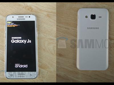 ภาพหลุด, Samsung Galaxy J5 ,