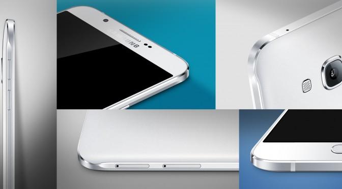 ซัมซุง, Galaxy A8 ,สมาทโฟน