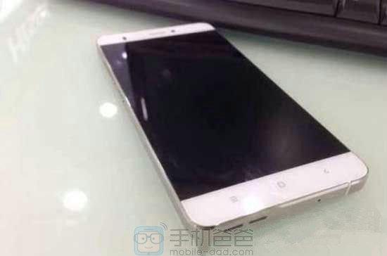 ภาพหลุด,สมาทโฟน,ไร้ขอบ, Xiaomi Mi 5,แสกนลายนิ้วมือ