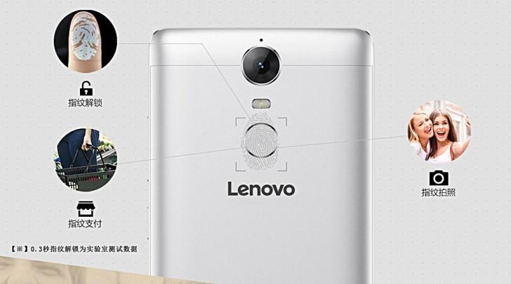 Lenovo K5 Note 3