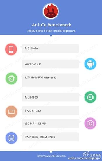 Meizu M5 Note2